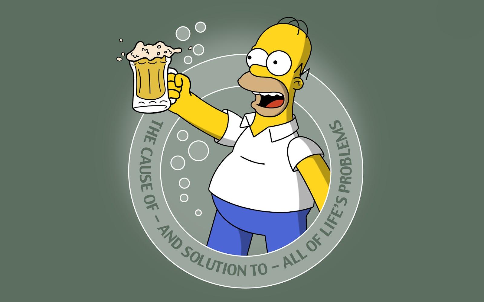 4 dagar kvar - Homer simpson nu ...